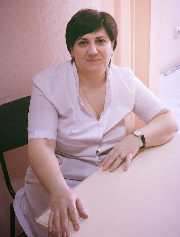 Фотография Григорян Рузанна Врежовна
