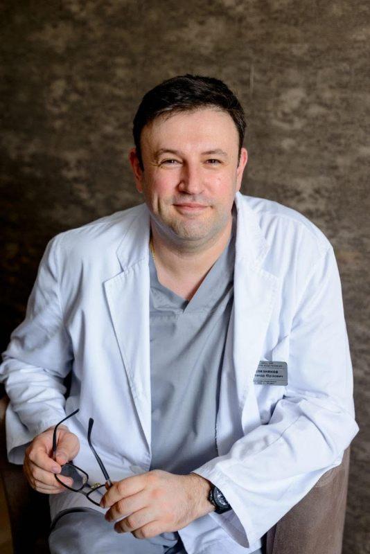 Фотография Железняков Александр Юрьевич